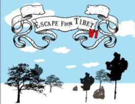 Escape from Tibet Game